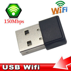 150Mbps High Speed USB Wireless Wifi 802.11n LAN Adapter Dongle