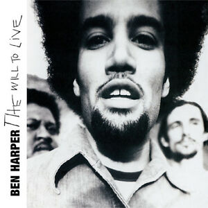 Music CD: The Will to Live (Ben Harper & The Innocent Criminals)