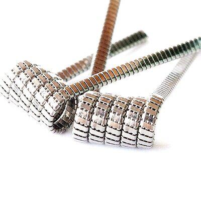 prebuilt Alien coil clapton wire coil Nuck coil vape wire coil rda sub ohm coil
