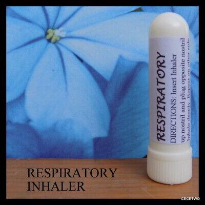 Easy Inhaler - AROMATHRAPY Breathe Easy Essential Oil Respiratory Blend INHALER