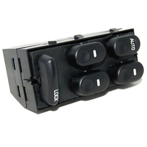 hqrp power window switch for buick century regal gs 2002. Black Bedroom Furniture Sets. Home Design Ideas