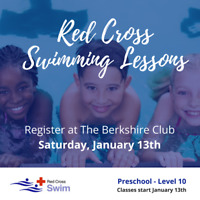 Swimming Lessons at The Berkshire Club