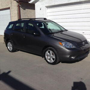 2007 Toyota Matrix Automatic Fresh Safety Clean Title