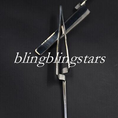 Dental Articulating Tweezers Surgical Instrument Paper Holder Straight Forceps