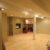 One Large Bedroom Basement Suite