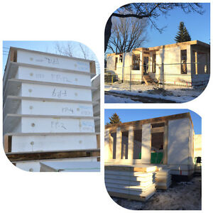 SIP or Structural Insulated Panel Wall system Strathcona County Edmonton Area image 4