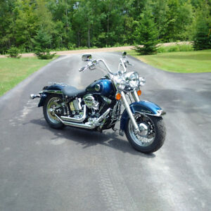"""95' HARLEY SOFTAIL """"REDUCED"""""""