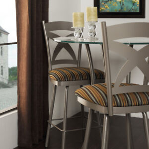 Now 20% OFF on All Custom Canadian made stools and high tables!