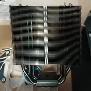Thermalright true black 120 cpu cooler with  2 fans