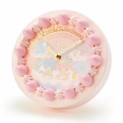 SANRIO Little Twin Stars Cake shaped wall clock Whole cake design 2019 JAPAN F/S
