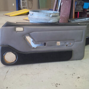 custom 87-93 mustang door panels and coupe rear panels