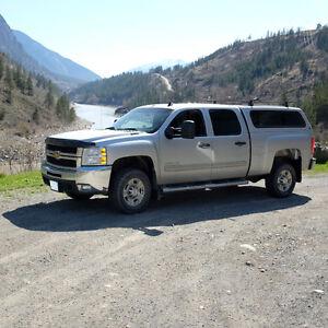 2010 Chevrolet Silverado 2500 Pickup Truck