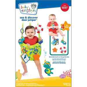 Baby Einstein door jumper