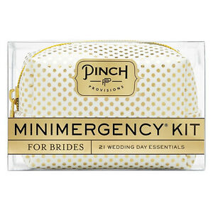 Minimergency Kit for Brides - Complete and like new
