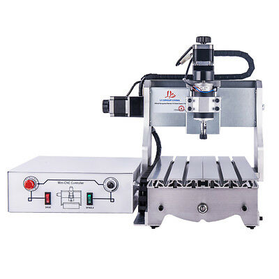 300w Cnc 3020 T-d300 Dc Power Spindle Cnc Engraving Machine Drilling Router