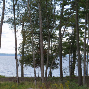 WATERVIEW LOT ON GRAND LAKE AT YOUNGS COVE, NB