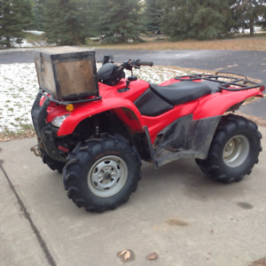 Honda 420 | Buy a New or Used ATV or Snowmobile Near Me in