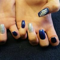 Gel Nails This Saturday & Sunday ONLY $55.00