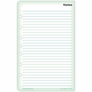 Day-Timer Note Pad Refills
