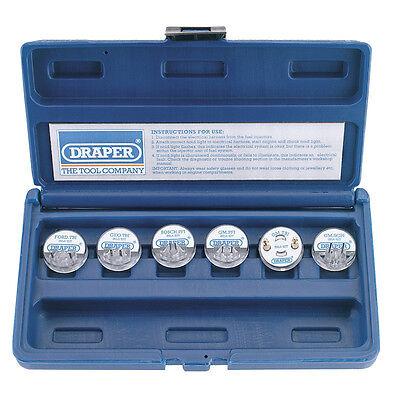 Draper 6 Pc Piece Injector Noid Light Kit System Test EFI Diagnostic Set