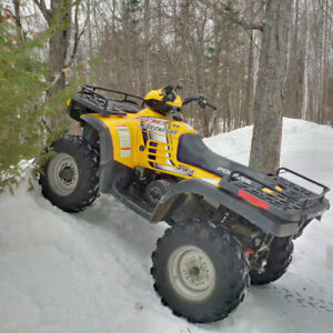 Excelent Shape - 2004 Polaris 500 4x4