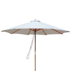 Island Umbrella Tranquility Full-Sized 9 ft. Octagonal New in Bo