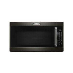 Kitchenaid 2.0 Cu Ft 950w Microwave YKMHS120EBS-3