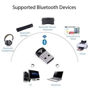 LIKE NEW - Avantree USB Bluetooth 4.0 Adapter Dongle for...
