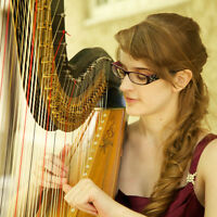 Harp and Beginner Piano Lessons