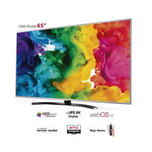"""LED TV 65"""" LG 4k-super ultra hd smart wifi-INBOX-warranty-$1399."""
