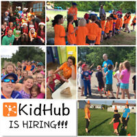 KidHub is HIRING!