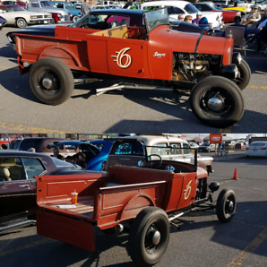 Hot Rod for sale, real 1928 Ford Roadster PU