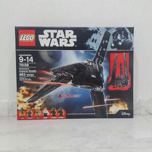 Star Wars Lego 75156 Krennic's Imperial Shuttle MISB