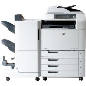 Imprimante HP Color LaserJet CM6040f MFP