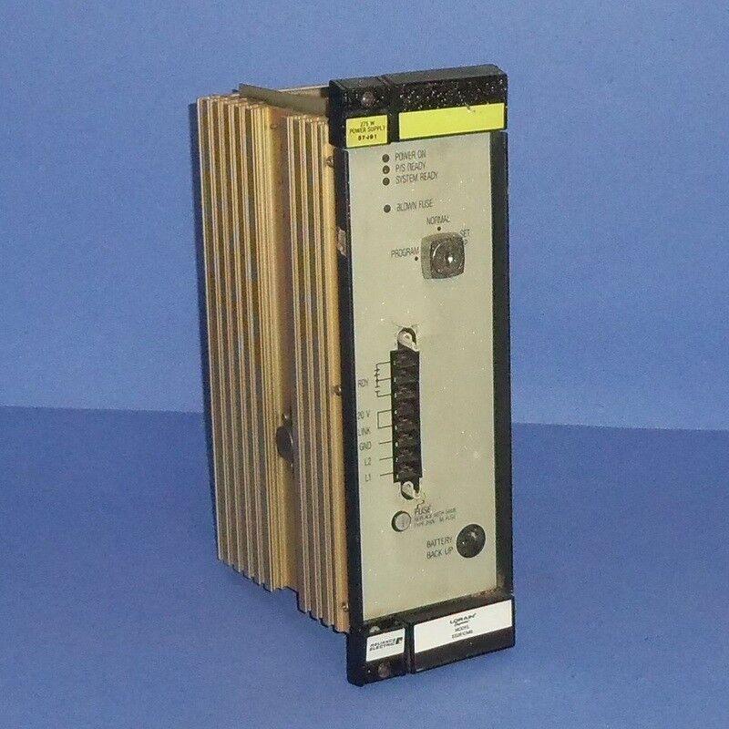 RELIANCE ELECTRIC LORAIN COMPANION 275W POWER SUPPLY ES281CMB