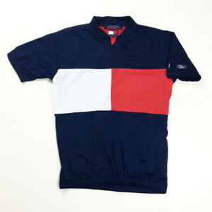 Vtg Tommy Hilfiger Cycling