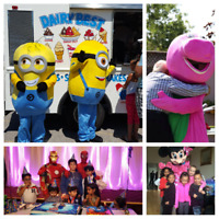 Mascots for Party - Peppa Pig Elmo