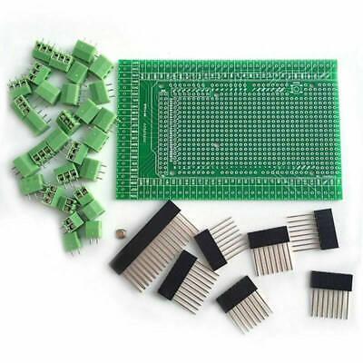 Mega-2560 Prototype Screw Terminal Block Shield Board Kit For Arduino Cs