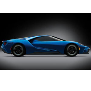 1/10 Scale Ford GT AWD Supercar RTR with XL-5 and TSM
