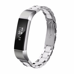 Fitbit Alta HR and Alta Band Metal Stainless Steel Adjustable