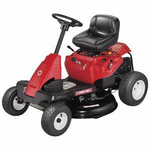 "Troy Bilt 30"" Riding Mower, New"