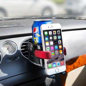 BESTEK Smart Drink & Phone Hard Clip-on Holder COMBO