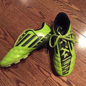 Youth Adidas Soccer cleats