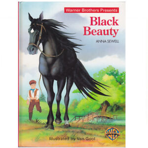 """WARNER BROTHERS PRESENTS """"BLACK BEAUTY"""" by ANNA SEWELL"""