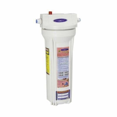 Crystal Quest Refrigerator / In-Line Water Filter System