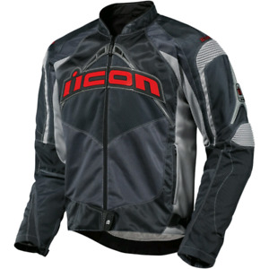 Icon motorcycle boots gloves and jacket