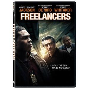 Freelancers DVD (Bilingual) •Actors: Robert De Niro, Forest Whi