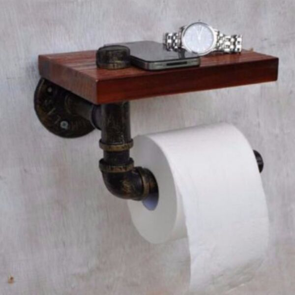 WSS 004-Toilet Pipe Roll Paper Holder