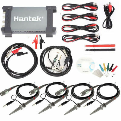 Hantek 6074be Car Auto Diagnostic Usb Pc Digital Oscilloscope 1gsas 70mhz 4ch