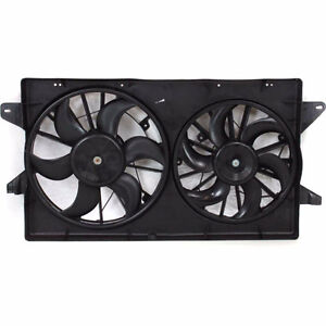 New Radiator Fan Shroud Assembly Fits Ford Freestar Mercury Mont